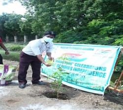 Tree Plantation by Addl.Manager -Mktg -MFL (2)