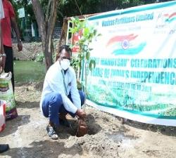 Tree Plantation by DGM-Prodn -MFL